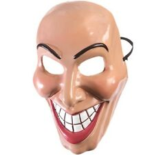Máscara de The Purge Película De Halloween Película Horror Mal Grin