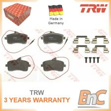 FRONT DISC BRAKE PAD SET PEUGEOT 407 SW 6E 407 6D TRW OEM 425422 GDB1594 GENUINE