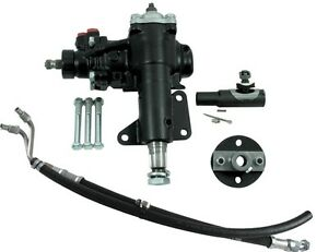 Borgeson 999024 P/S Conversion Kit Fits 68-70 Mustang with Power Steering & V-8