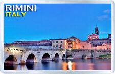 RIMINI ITALY FRIDGE MAGNET SOUVENIR NEW IMAN NEVERA