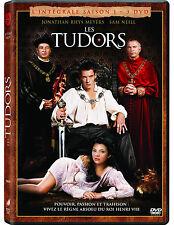 6127 // LES TUDORS L'INTEGRALE SAISON 1 COFFRET 3 DVD EN TBE