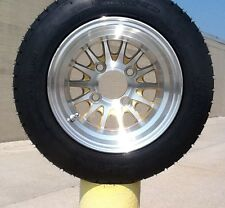 Golf Cart Wheel And Tire Combo Fits Club Car E-Z-GO Carts NICE!