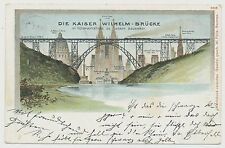 AK Kaiser Wilhelm Brücke  (A216)
