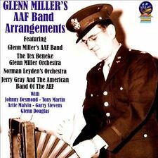 Glenn Miller's AAF Band Arrangements by Glenn Miller & the Army Air Force Band (CD, Oct-2011, Sounds of Yesteryear)