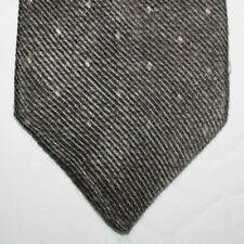 NEW Chereskin Silk Neck Tie Dark Olive Green with Diamonds and Stripes 533