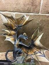 "🔥McFarlane's Dragons The Fall Of The Dragon Kingdom Series 5 ""KOMODO DRAGON""🔥"