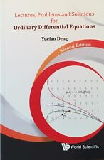 NEW Lectures, Problems and Solutions of Ordinary Differential Equations Y. Deng