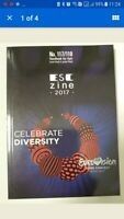 Eurovision 2017 Handbook for Kyiv, Fan book, 164 pages