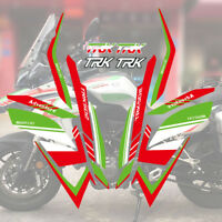 Fit for Benilli TRK 502 Reflective MOTORCYCLE Frame Body Kit Decor Decal Sticker