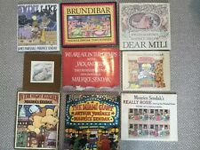 Sendak - Large Lot Of Maurice Sendak First Edition Books
