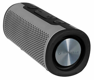 Rockville ROCK LAUNCHER SL Portable Waterproof Bluetooth Speaker for Audiophiles