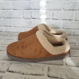 Memory Foam Men's Slippers Size US 9