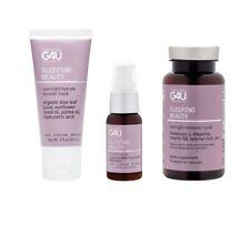Naturally G4U Sleeping Beauty Bundle Overnight Supplement + Serum + Mask ALL NEW