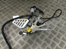 2008 Yamaha YZF R6 13S (2008-2010) R/H Right Footrest Assembly