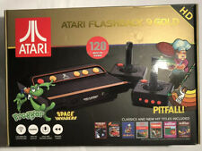 Atari Flashback 9 Gold HD Retro Classic Gaming Console with 120 Built-in GamesA1