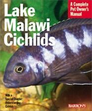 Lake Malawi Cichlids (Complete Pet Owner's Manuals) by Smith, Mark