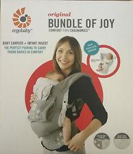 Ergobaby Original Bundle of Joy Baby Carrier Galaxy Grey open Box
