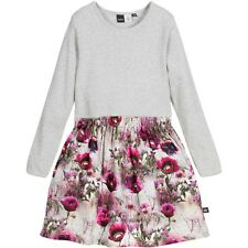MOLO BABY GIRLS CREDENCE FLORAL DRESS 2-3 YEARS