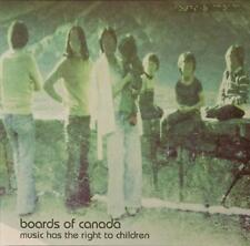 BOARDS OF CANADA - MUSIC HAS THE RIGHT TO CHILDREN NEW VINYL RECORD