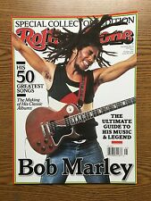 NEW! ROLLING STONE BOB MARLEY SPECIAL EDITION ULTIMATE GUIDE MUSIC & LEGEND 2014