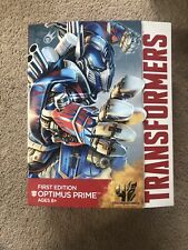 Transformers Age of Extinction First Edition Optimus Prime