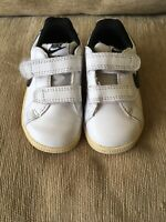 Nike Court Royale Toddler Trainers In White And Black Size 4.5 UK Infant