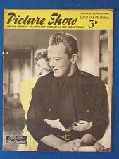 Picture Show Magazine - 2/2/1952 - William Talman & Virginia Huston Cover