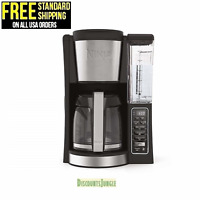 Ninja CE201 Programmable 12-Cup Coffee Maker with Classic & Rich Brews Stainless