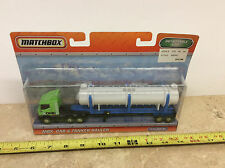 Matchbox Big Rigs MBX Cab & Tanker Hauler Truck! NIP! Shelf Wear