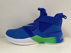 Nike Lebron James Soldier 12 Flyease Basketballschuhe Neu Gr. 48,5 (AV3812-400)