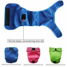 Dog Nappy Pants Reusable Pet Hygiene Diapers Sanitary Pants Washable Underpants