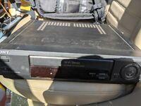 SONY SLV-678HF VHS VCR Player Recorder *No Remote*