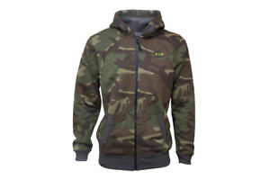 ESP Camo Hoody *All Sizes* NEW Carp Fishing Clothing Zipped Hoodies