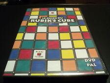 """DVD """"LE GUIDE DU RUBIK'S CUBE"""" de Francois SECHET"""