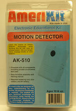 Amerikit Motion Detector Kit Model AK-510 - NEW
