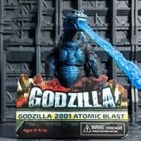 Neca Godzilla King of Monsters ultimate Blast Action Figure Model Toy Gift