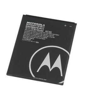 Genuine Motorola KC40 Battery For Moto E6s / Moto e6 Plus 3000mAh