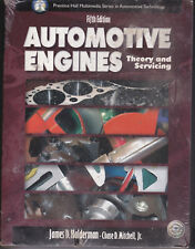 Halderman/Birch Automotive: Automotive Engines : Theory and Servicing by James D