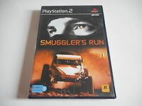 JEU PLAYSTATION 2 - SMUGGLER'S RUN ( avec notice )