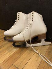 New listing Jackson White Ice Skates 6