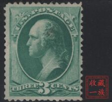 American Stamps -- U.S.A 1870-1871 Washington 3 Cent (SCOTT 190 USD)