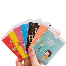 3PCs Double Side Cases Bag Wallet Card Holder