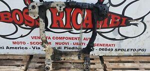HYUNDAI SANTA FE 2 ASSALE CULLA TELAIO BARCA SOTTOMOTORE ANTERIORE 2.2 CRDI 4WD