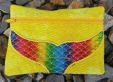 Mermaid pouch..