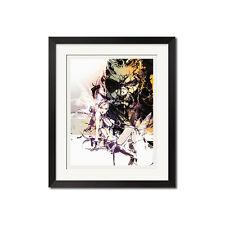 Metal Gear Solid V Art Poster Print 0758