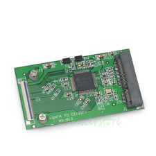 Mini PCI-E mSATA 50mm 3.3V SSD To 40pin ZIF CE Converter Card Adapter