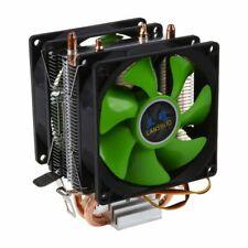 CPU cooler Silent Fan For Intel LGA775 / 1156/1155 AMD AM2 / AM2 + / AM3 PK