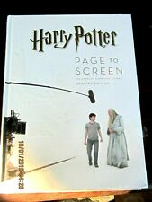 Harry Potter Page To Screen: Complete Filmmaking Journey, Updated Edition Sealed