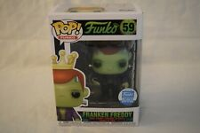 Funko POP ! FRANKEN FREDDY # 59  Freddy Frankenstein  New / DS !!   LE  WowZa!!