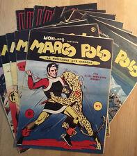 MARCO POLO - Mon Journal - Collection Complète des 14 numéros - TBE